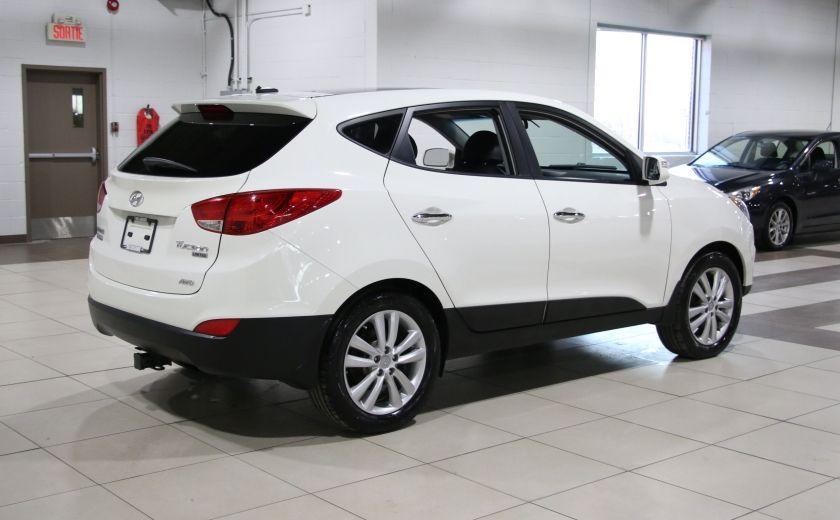 2013 Hyundai Tucson Limited AWD AUTO CUIR TOIT MAGS BLUETOOTH #6