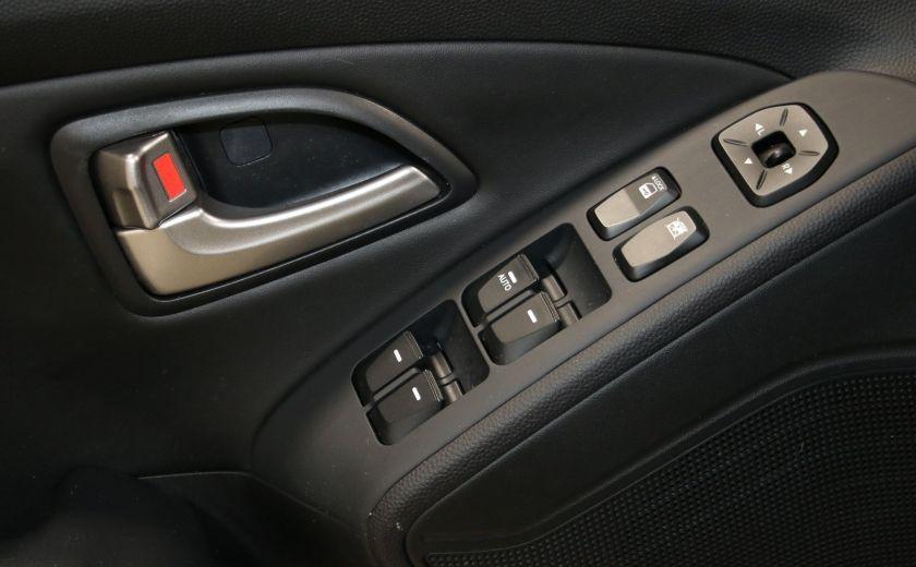 2013 Hyundai Tucson Limited AWD AUTO CUIR TOIT MAGS BLUETOOTH #10