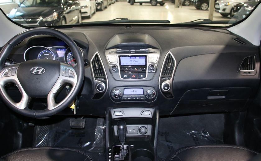2013 Hyundai Tucson Limited AWD AUTO CUIR TOIT MAGS BLUETOOTH #12