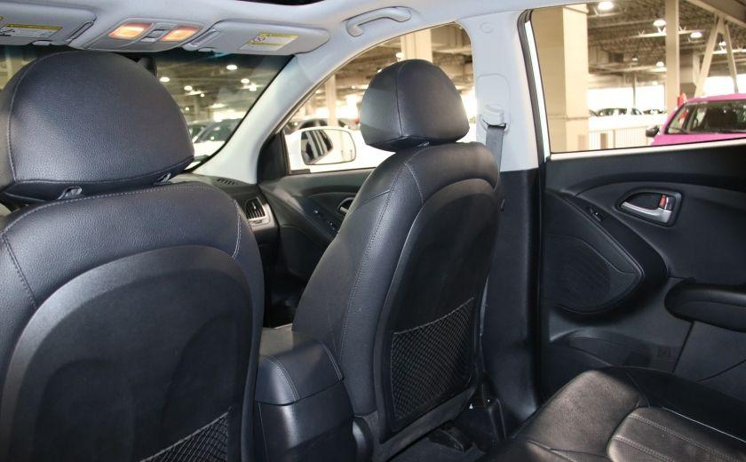 2013 Hyundai Tucson Limited AWD AUTO CUIR TOIT MAGS BLUETOOTH #19