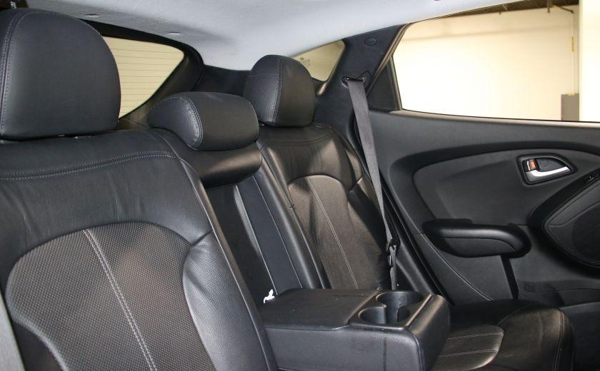 2013 Hyundai Tucson Limited AWD AUTO CUIR TOIT MAGS BLUETOOTH #22