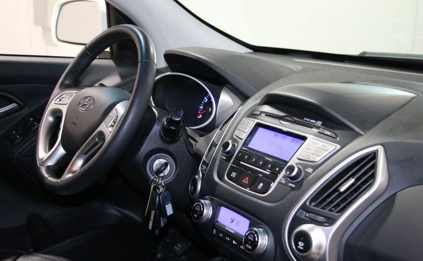 2013 Hyundai Tucson Limited AWD AUTO CUIR TOIT MAGS BLUETOOTH #24