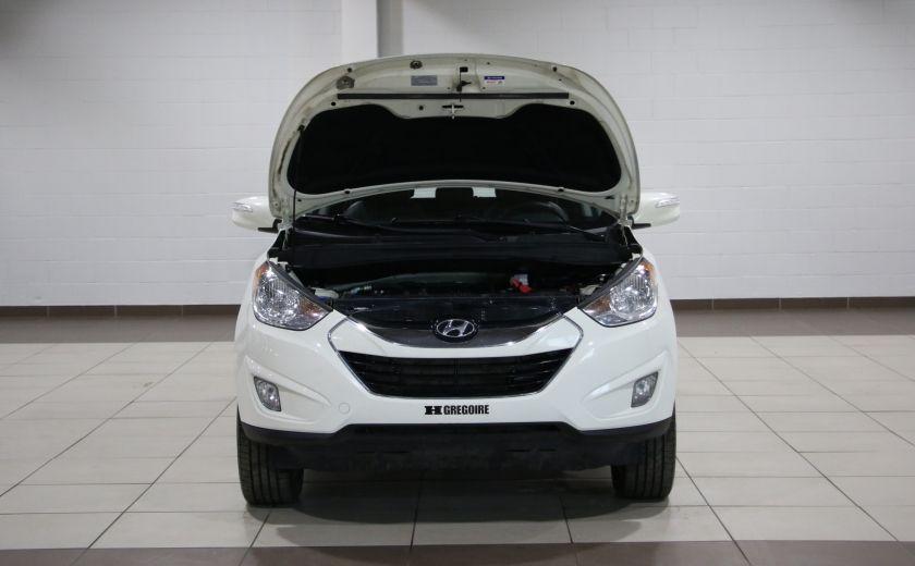 2013 Hyundai Tucson Limited AWD AUTO CUIR TOIT MAGS BLUETOOTH #27