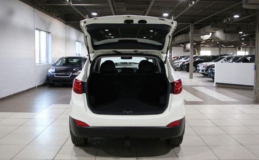 2013 Hyundai Tucson Limited AWD AUTO CUIR TOIT MAGS BLUETOOTH #28