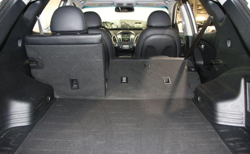 2013 Hyundai Tucson Limited AWD AUTO CUIR TOIT MAGS BLUETOOTH #30