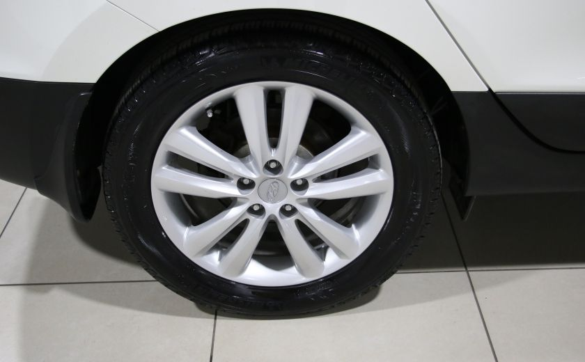2013 Hyundai Tucson Limited AWD AUTO CUIR TOIT MAGS BLUETOOTH #31
