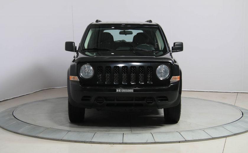 2012 Jeep Patriot Sport #1