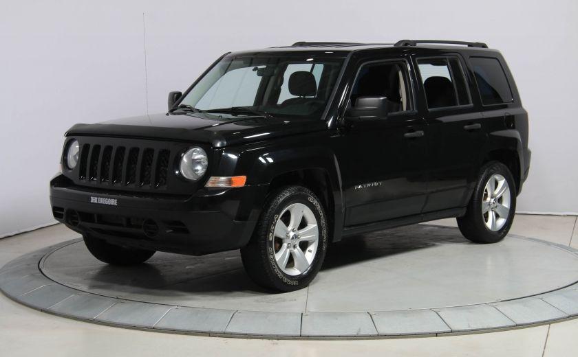 2012 Jeep Patriot Sport #2