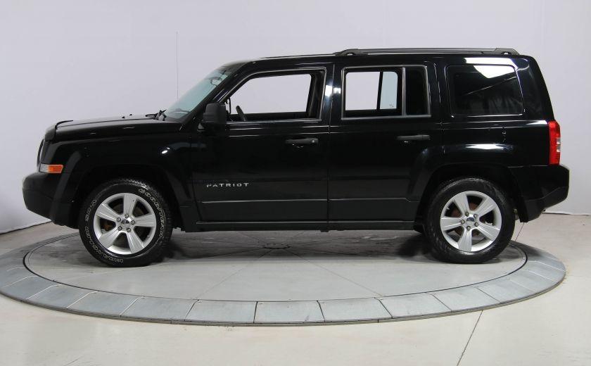 2012 Jeep Patriot Sport #3