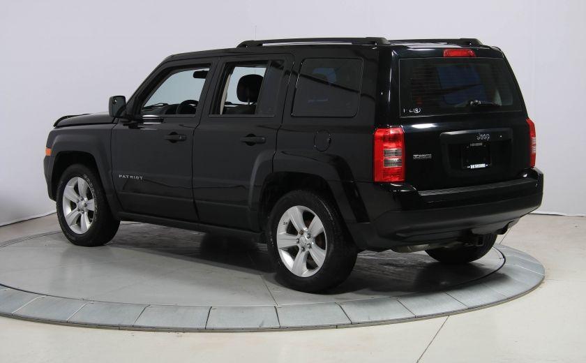 2012 Jeep Patriot Sport #4