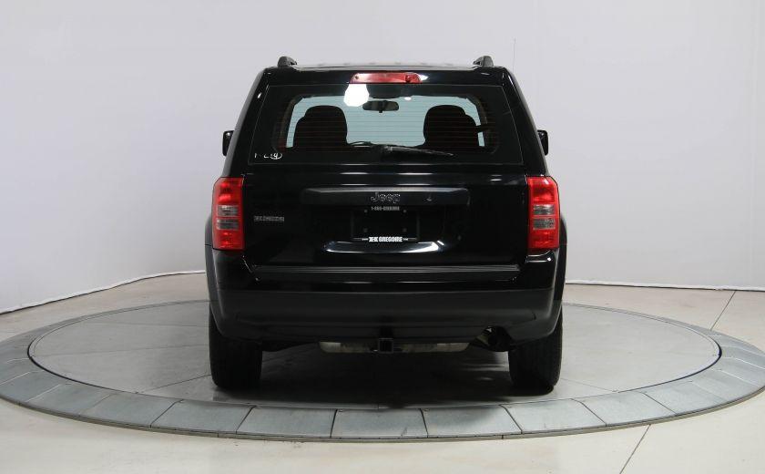 2012 Jeep Patriot Sport #5