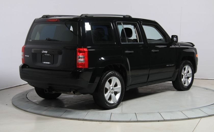 2012 Jeep Patriot Sport #6