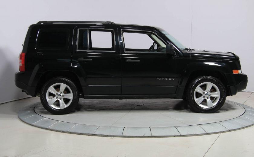 2012 Jeep Patriot Sport #7
