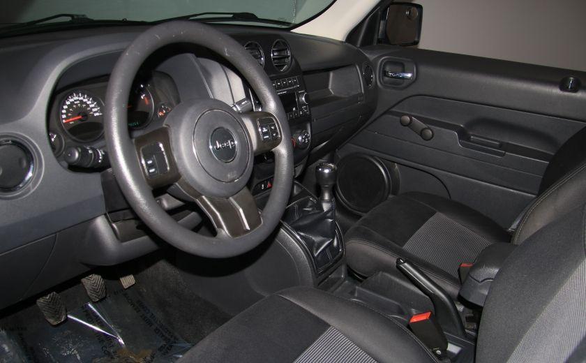 2012 Jeep Patriot Sport #8