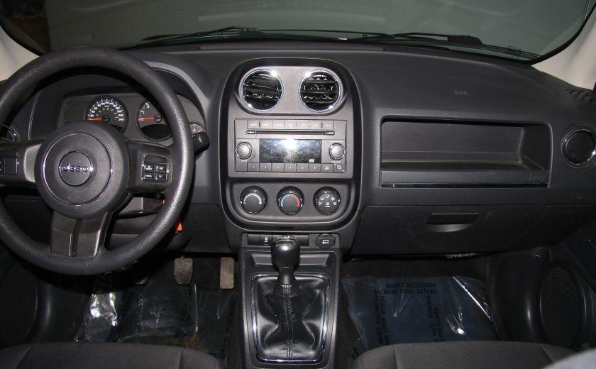 2012 Jeep Patriot Sport #10