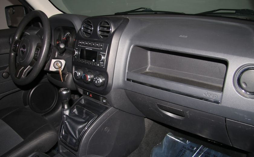 2012 Jeep Patriot Sport #16
