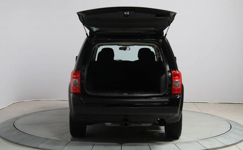 2012 Jeep Patriot Sport #21
