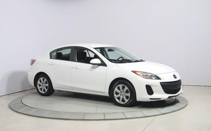 2012 Mazda 3 GX A/C #0