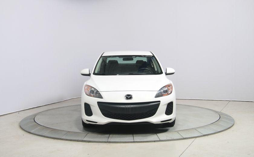 2012 Mazda 3 GX A/C #1
