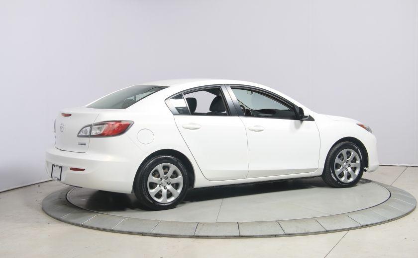 2012 Mazda 3 GX A/C #3