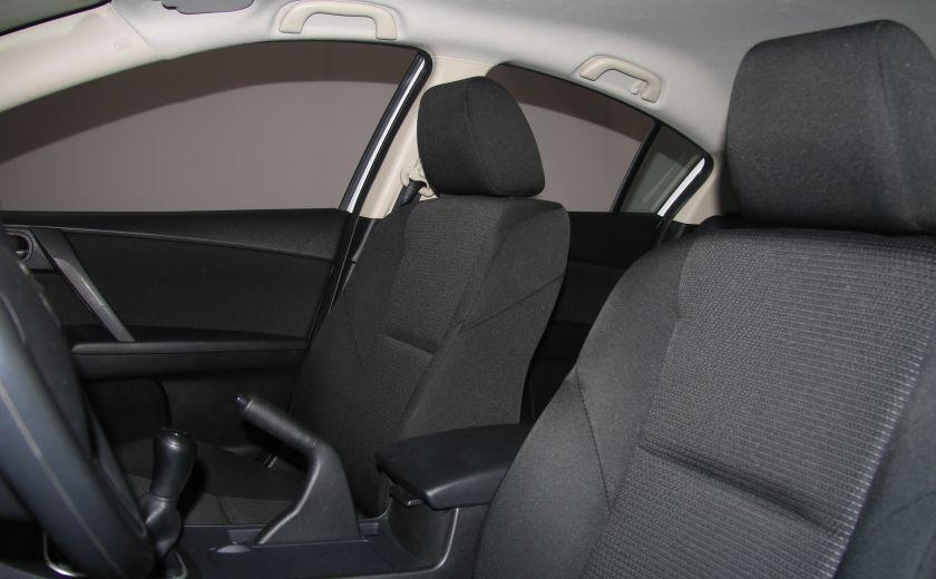 2012 Mazda 3 GX A/C #6