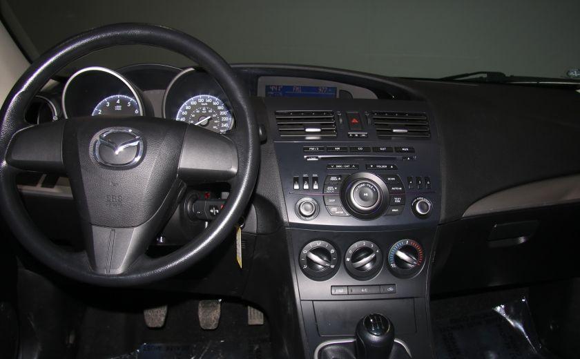 2012 Mazda 3 GX A/C #9