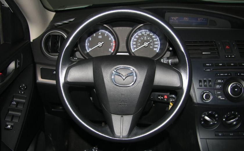 2012 Mazda 3 GX A/C #10