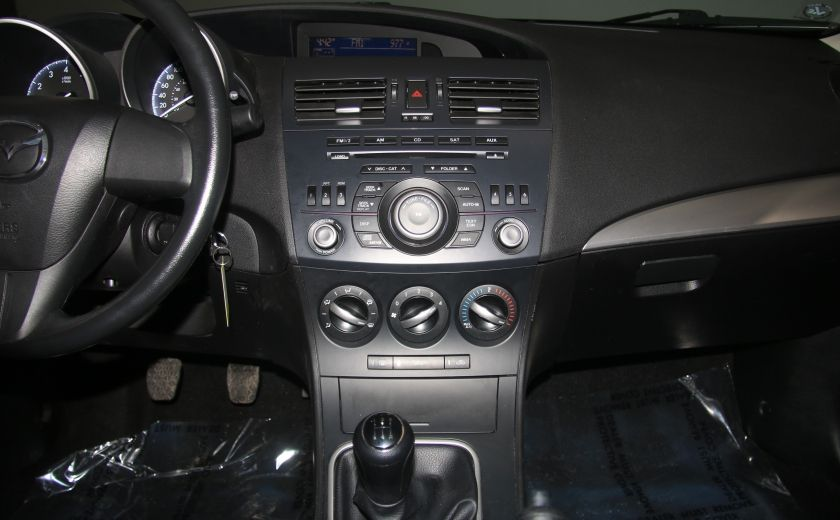 2012 Mazda 3 GX A/C #11
