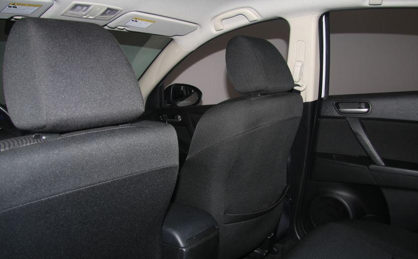 2012 Mazda 3 GX A/C #12