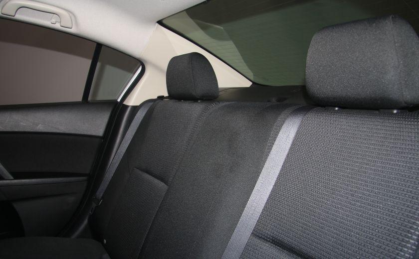 2012 Mazda 3 GX A/C #13