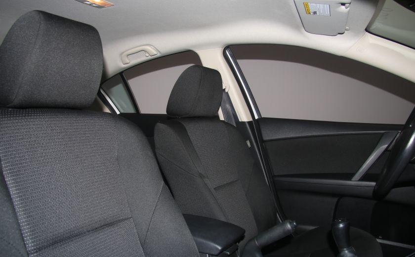 2012 Mazda 3 GX A/C #18