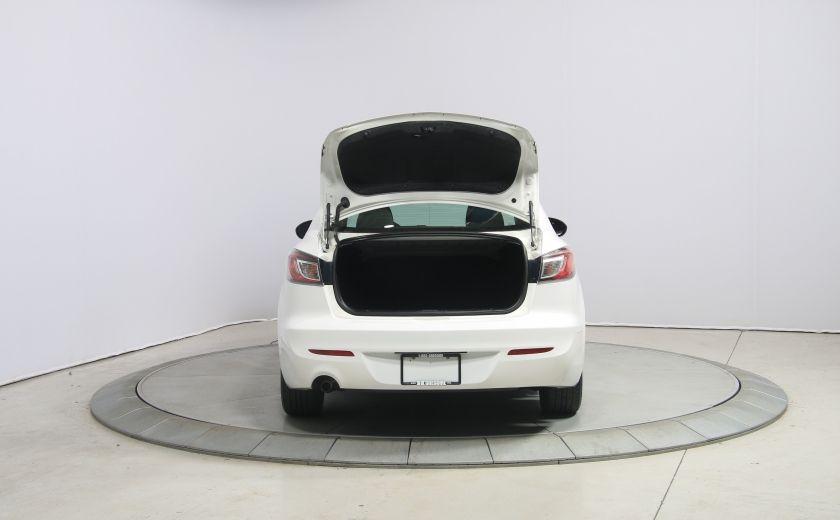 2012 Mazda 3 GX A/C #21