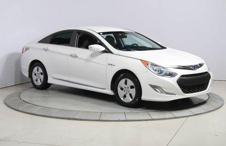 2012 Hyundai Sonata Hybrid AUTO CUIR A/C GR ELECT MAGS BLUETOOTH #0