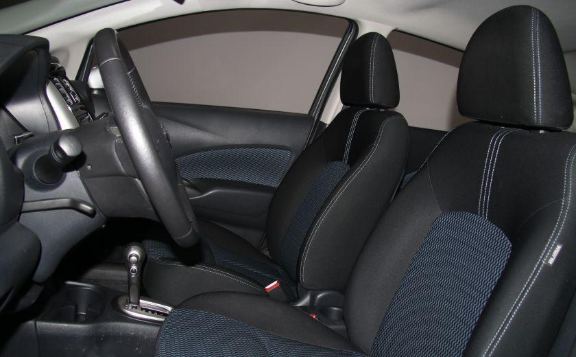 2015 Nissan Versa SV AUTO A/C GR ELECT BLUETOOTH #9