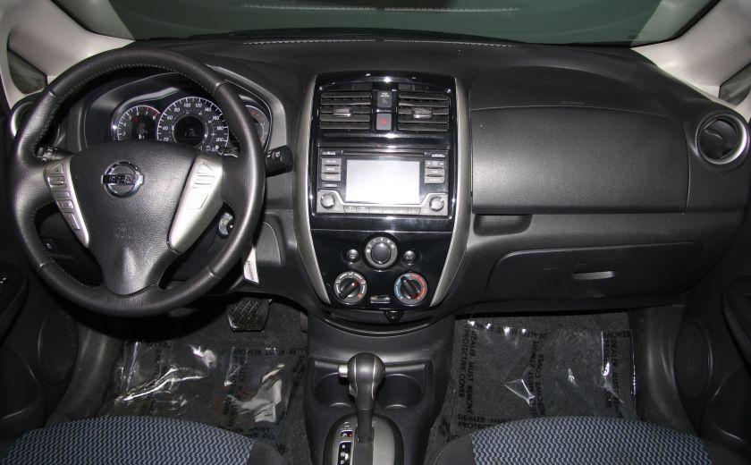 2015 Nissan Versa SV AUTO A/C GR ELECT BLUETOOTH #11