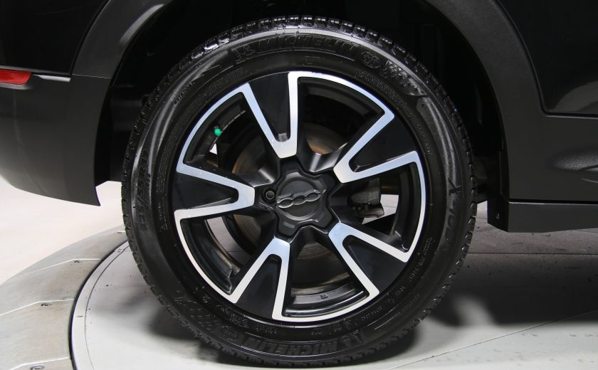 2016 Fiat 500 Sport A/C MAGS BLUETOOTH #26