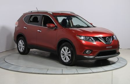 2015 Nissan Rogue SV AWD TOIT PANO CAMERA RECUL MAGS BLUETHOOT #0