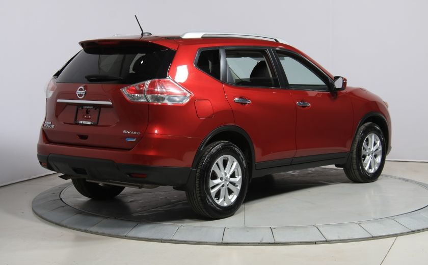 2015 Nissan Rogue SV AWD TOIT PANO CAMERA RECUL MAGS BLUETHOOT #6