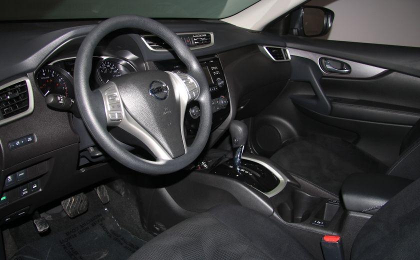 2015 Nissan Rogue SV AWD TOIT PANO CAMERA RECUL MAGS BLUETHOOT #8