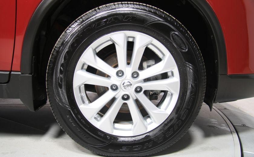 2015 Nissan Rogue SV AWD TOIT PANO CAMERA RECUL MAGS BLUETHOOT #35