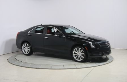 2014 Cadillac ATS LUXURY AWD 2.0T AUTO A/C CUIR ROUGE TOIT MAGS #0