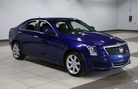 2014 Cadillac ATS AWD 2.0 TURBO AUTO A/C CUIR MAGS #0