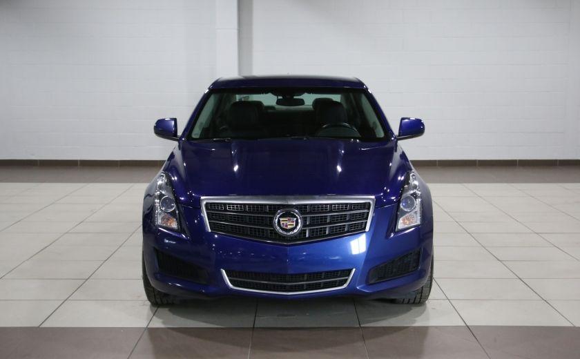 2014 Cadillac ATS AWD 2.0 TURBO AUTO A/C CUIR MAGS #1