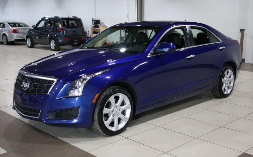 2014 Cadillac ATS AWD 2.0 TURBO AUTO A/C CUIR MAGS #2