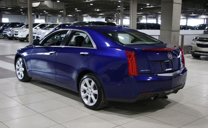 2014 Cadillac ATS AWD 2.0 TURBO AUTO A/C CUIR MAGS #4