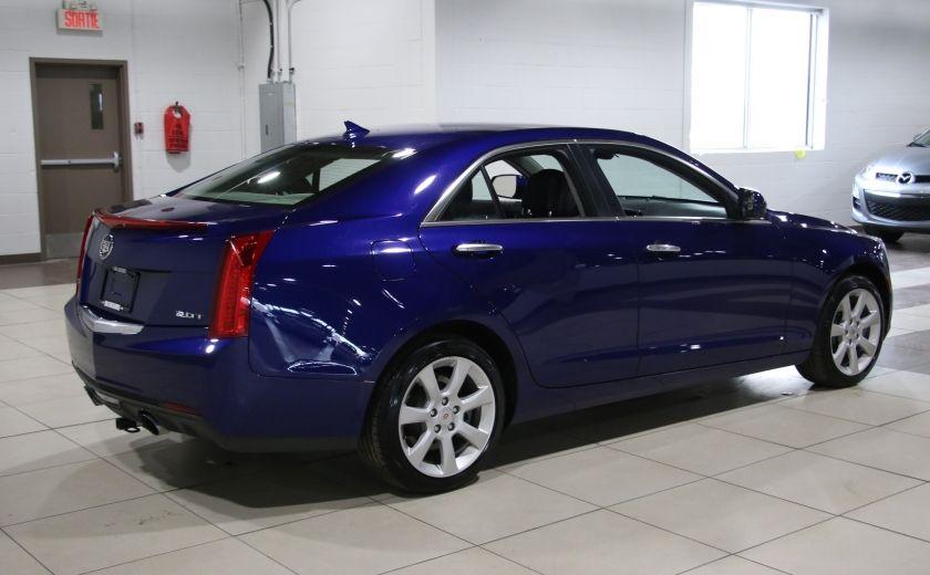 2014 Cadillac ATS AWD 2.0 TURBO AUTO A/C CUIR MAGS #6
