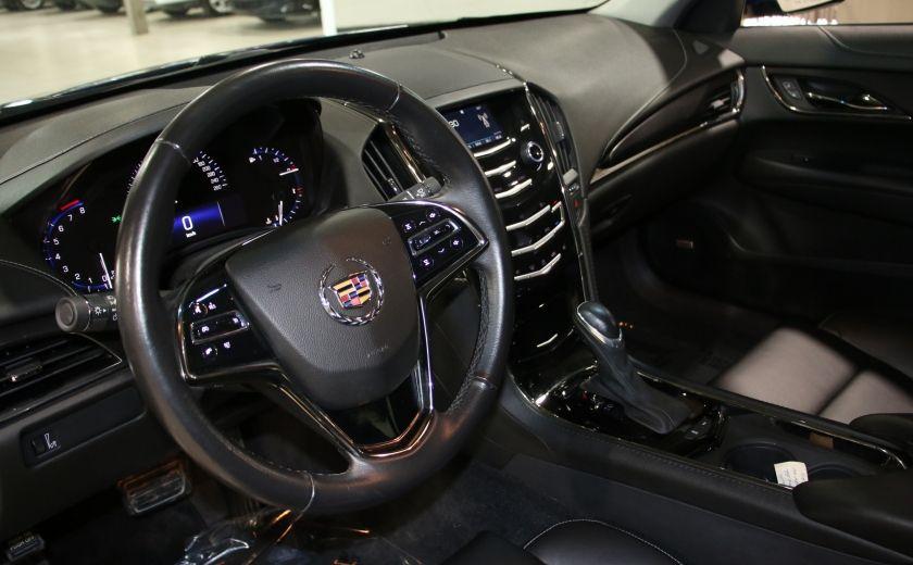 2014 Cadillac ATS AWD 2.0 TURBO AUTO A/C CUIR MAGS #8