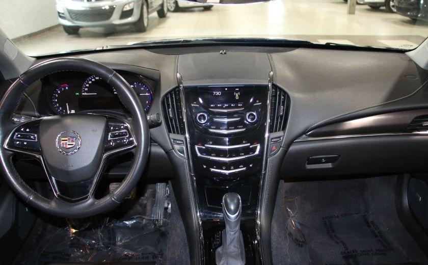 2014 Cadillac ATS AWD 2.0 TURBO AUTO A/C CUIR MAGS #12