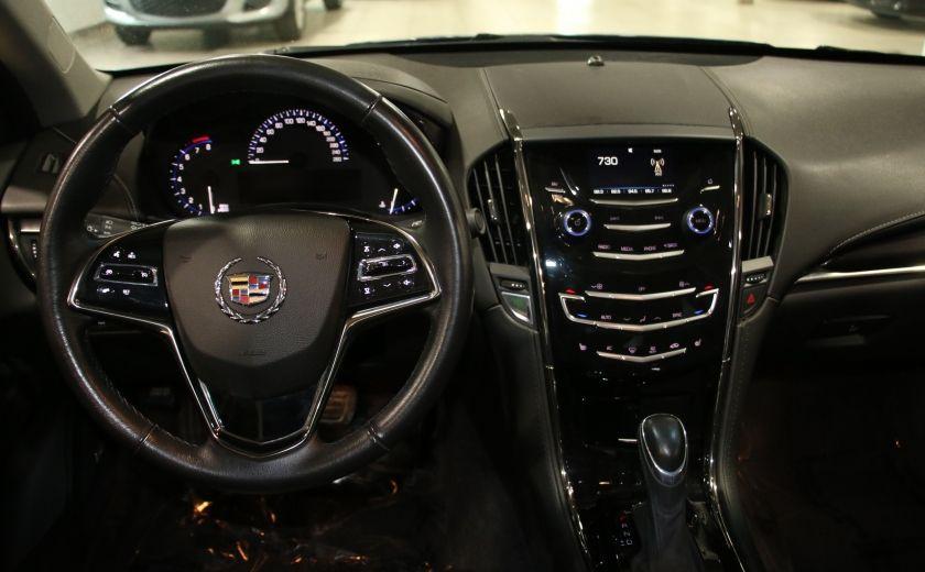 2014 Cadillac ATS AWD 2.0 TURBO AUTO A/C CUIR MAGS #13