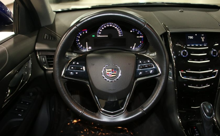 2014 Cadillac ATS AWD 2.0 TURBO AUTO A/C CUIR MAGS #14